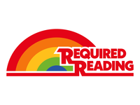 Required reading logo. New group coming soon.