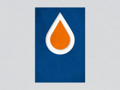 Minimalist Edmonton Oilers Logo