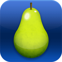 Pear Note iPad Icon