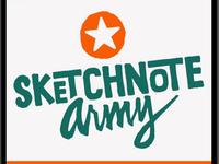 Sketchnote Army Podcast Identity