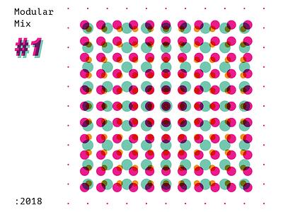 Modular Mix :: 01 digital art geometry