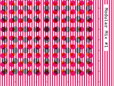 Modular Mix :: 01 - v2 digital art geometry