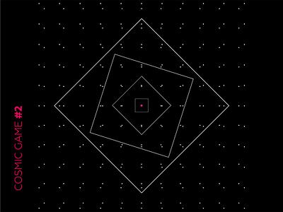 Cosmic Game #02 digital art