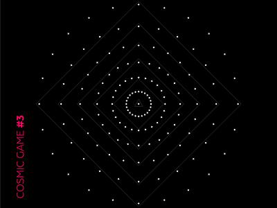 Cosmic Game #03 digital art