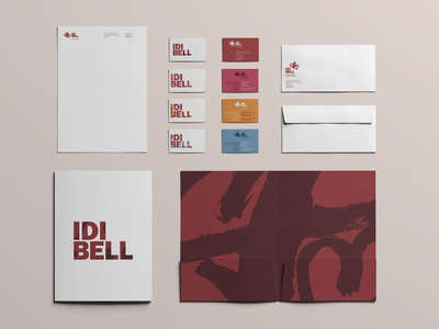 IDIBELL Brand stationery