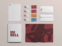 IDIBELL Brand stationery