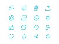 Anyhire icons