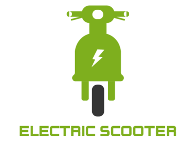 Electric Scooter scooter electric mobile ui clean illustration graphics design app illustrator clean ui branding application icon logo designs ux ui