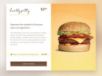 Daily UI 012: E-Commerce Single Item