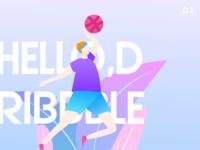 Hello,dribble