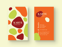 Bookstore Business Card