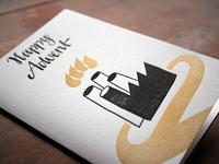Advent Card, Version 2