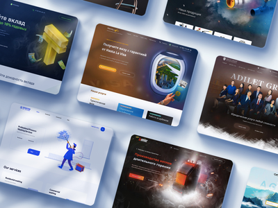 Web sites design ui ux website web design