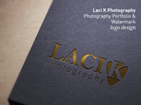 Laci K Photography - Logo Design