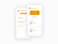 PostNL App Redesign