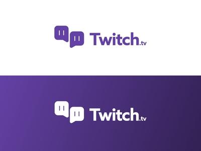 Rebrand - Twitch Logo