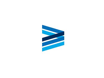 VS Arrow blue icon arrow