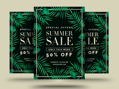 Summer Sale Flyer special offers shopping shop flyer shop sale flyer sale psd promotion promo flyer promo online store offers offer holiday flyer discount deals deal black friday big sale