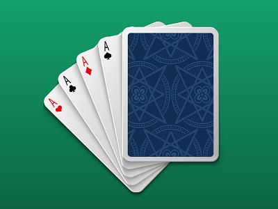 Playing Card vector icon weeklywarmup design card design playing cards playing card card