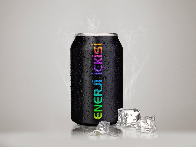 Energy Drink Label drinks can can mockup design drink energy drinks carbonated beverage label weeklywarmup warmup dribbbleweeklywarmup