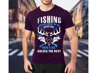 fishing t shirt