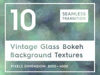 10 Vintage Glass Bokeh Background Textures