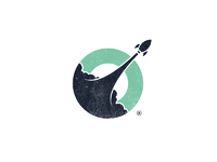 Rocket soft logo icon
