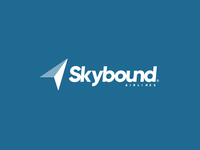 Skybound Airlines Logo