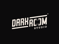 Darkroom Photography Studio Logo