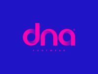 DNA Footwear Logo