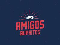 Amigos Burritos Identity