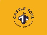 Castle Toys Wonder Emporium Logo