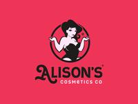 Alisons Cosmetics Logo