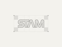 Stam Logo Identity