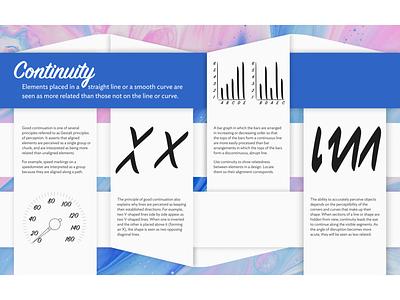 Continuity – The Universal Principles of Design visual design typography graphic design design