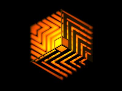 Hex cube