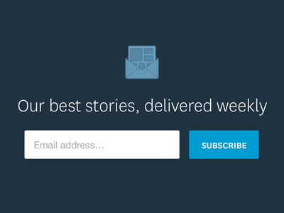 Newsletter sign up form email subscribe newsletter sign up icon illustration
