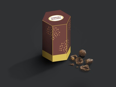 Redesign the Wrapper of Your Favorite Chocolate Candy! designexercise chocolatebox chocolate packaging weekly warm-up redesign dribbble