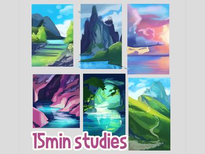 15 Min Enviroment Studies