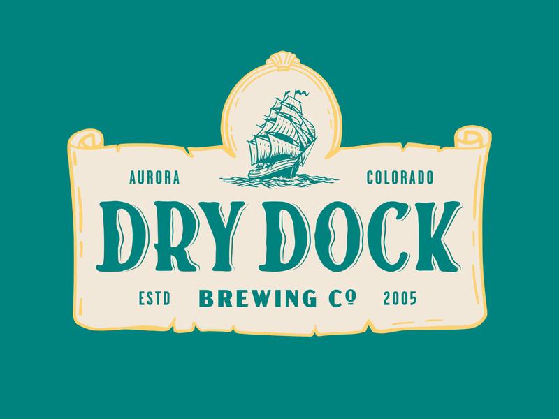 Dry Dock Brewery Rebrand