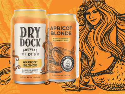 Dry Dock Brewing: Apricot Blonde