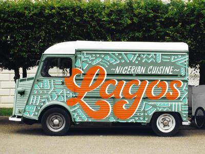 Lagos Food Truck