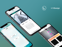 Weartech — Mobile app concept