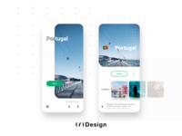 Visit Portugal — Mobile app