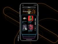 Luxor music app