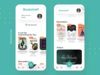Bookshelf - online bookstore