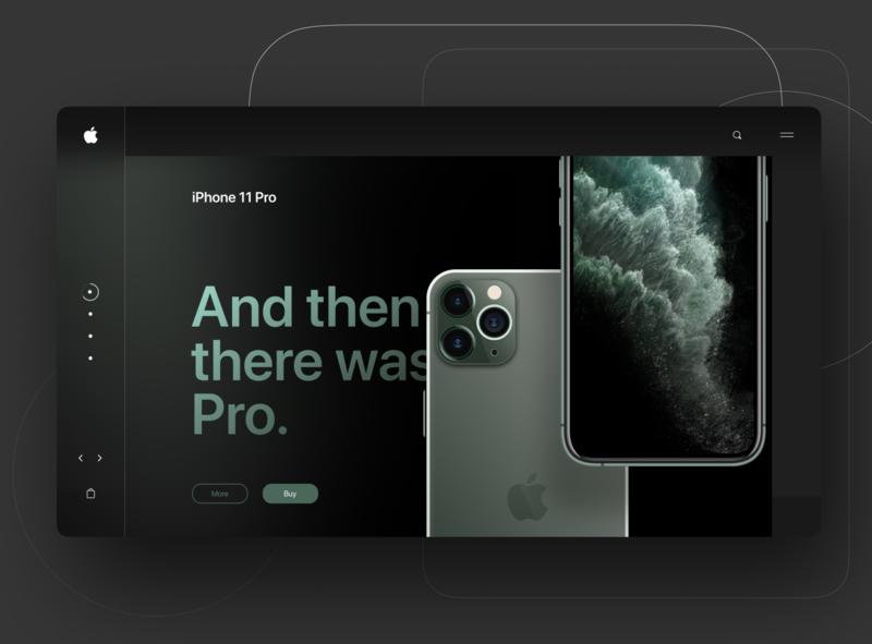 Apple website web design website web apple figma ux ui design