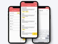 Mail App - Conceptual Design