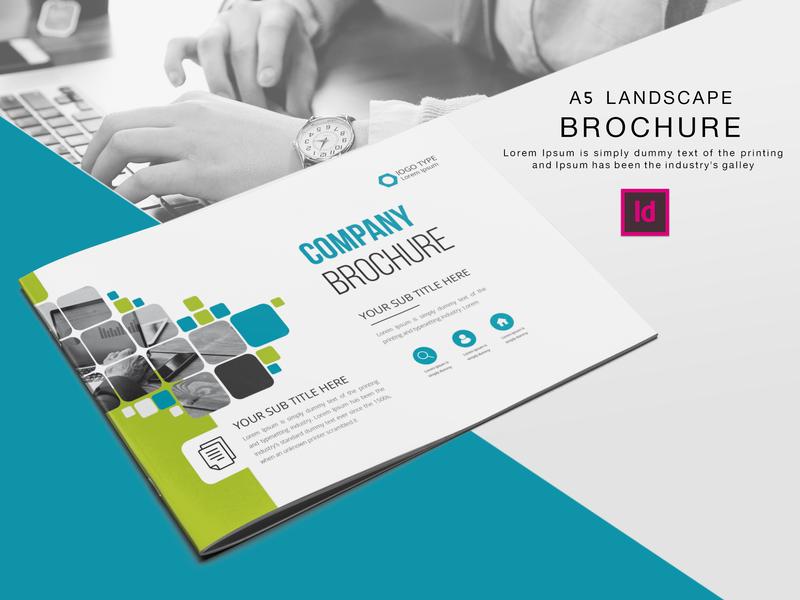 company profile by khalil on Dribbble