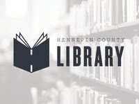 Hennepin County Library Rebrand